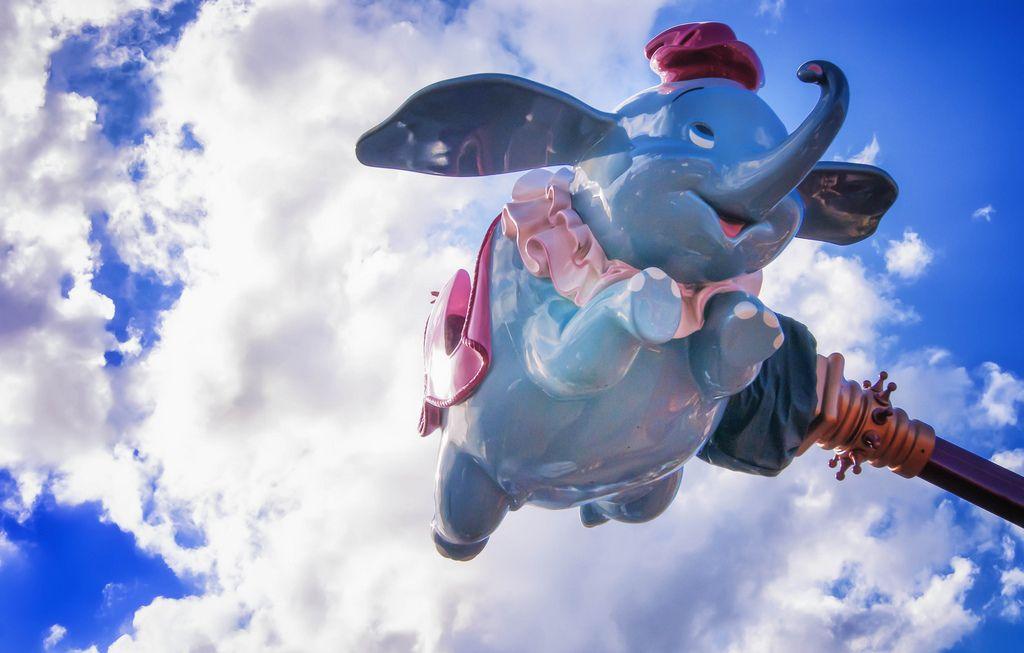 Dumbo, el de las orejas Grandes / ¿Orejas grandes? Otostick